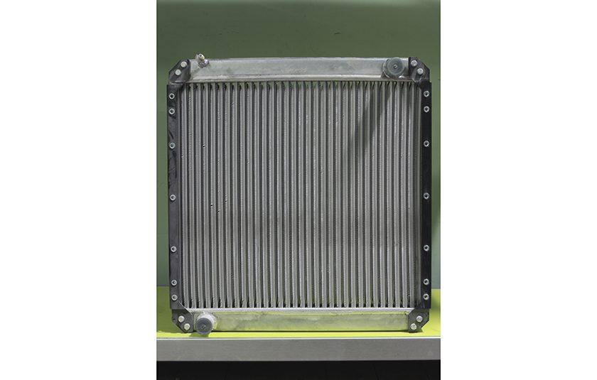Радиатор 437030 МАЗ